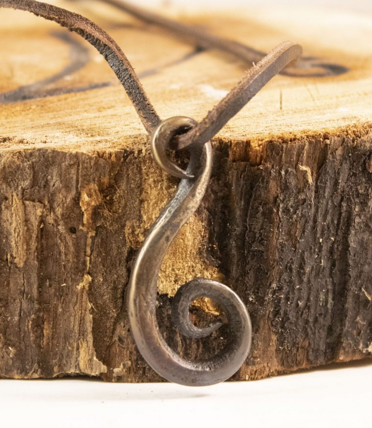 Forged Blacksmith Necklace